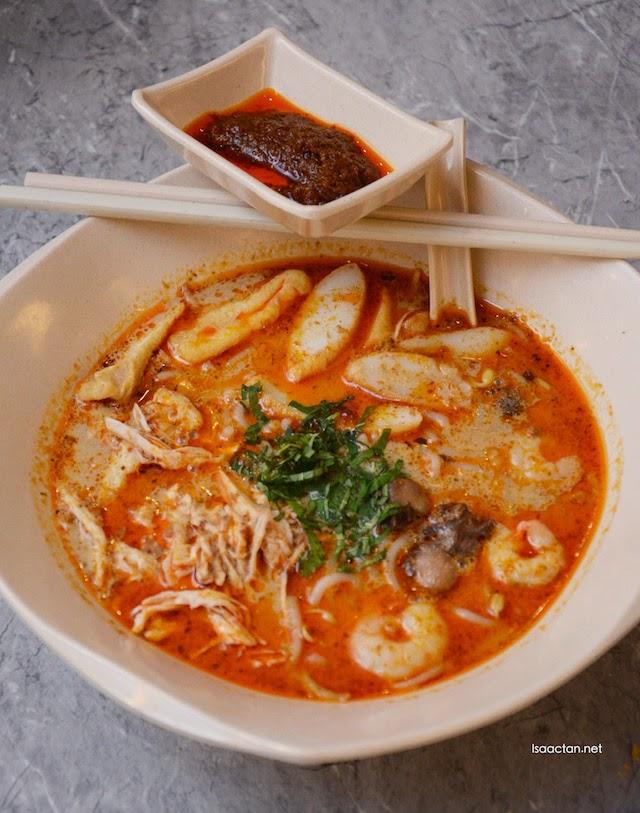 Curry Mee - RM7