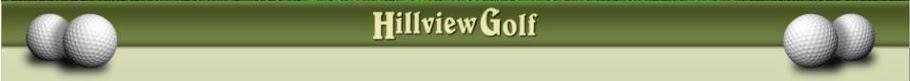 Hillview Golf