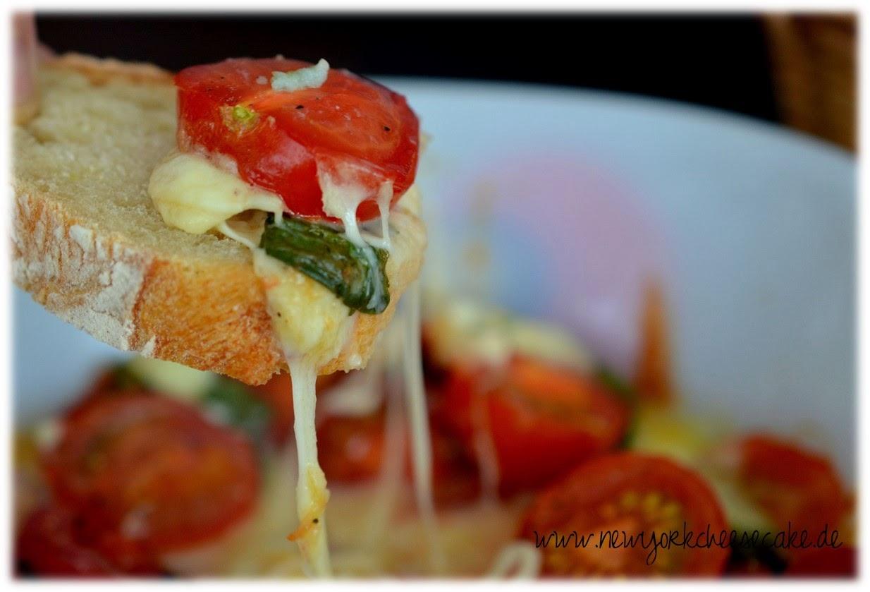Tomate, Mozzarella, Fingerfood, Soulfood
