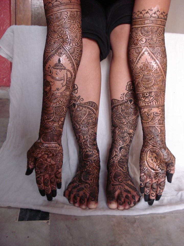 Mehndi Hands And Feet : Mehndi designs for hands feet latest collection