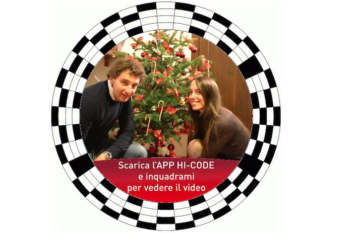 auguri di Natale Hi-Code