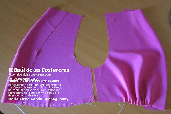 Molde chaqueta Sira Quiroga El Tiempo entre Costuras