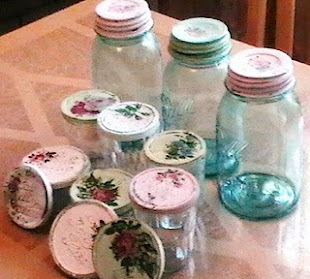 jars jars and more jars