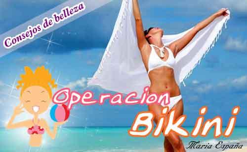 Consejos de belleza para la operacion bikini ¡ Este es el año !