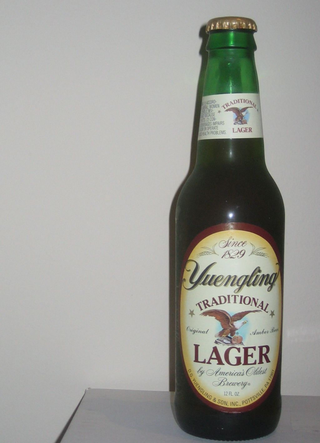 Chefraychristoph Yuengling Traditional Lager Beer