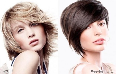 Medium Layered Hairstyles