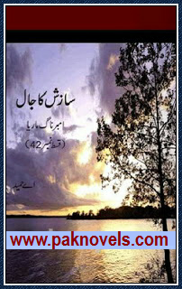 Sazish Ka Jaal  Urdu Novel by A Hamee