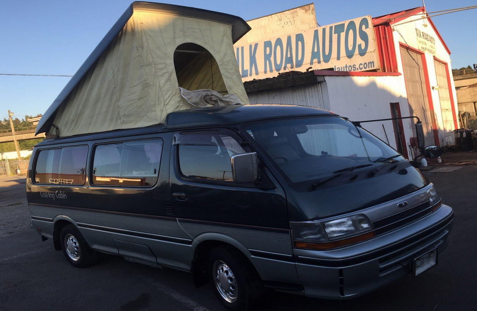 Toyota Hiace Camper Van 1991 - Diesel Engine