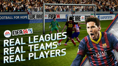 Download FIFA 14 by EA SPORTS v1.2.8 Apk Full Free