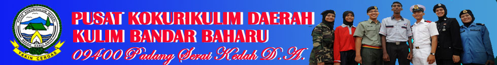 PUSAT KOKURIKULUM DAERAH KULIM BANDAR BAHARU