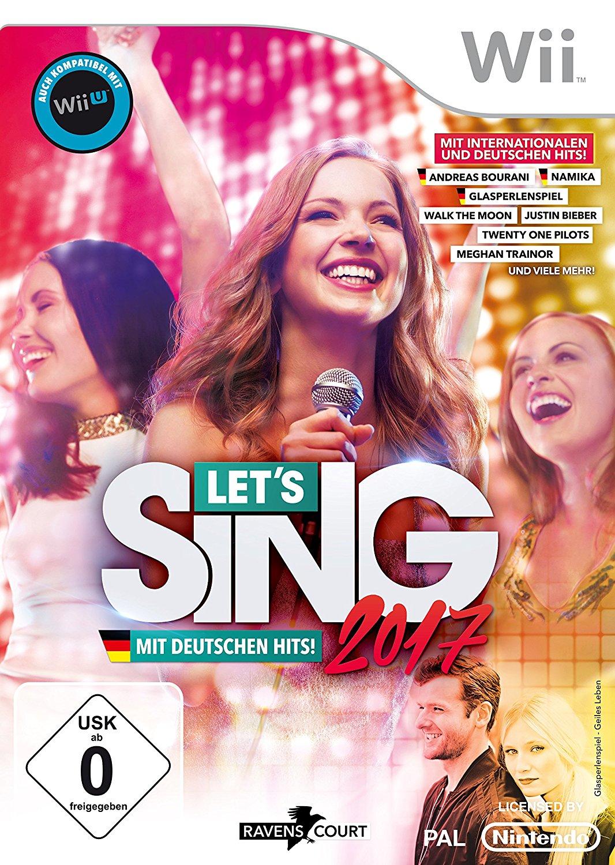 [GAMES] Lets Sing 2017 Mit Deutschen Hits (Wii/PAL/MULTi5)