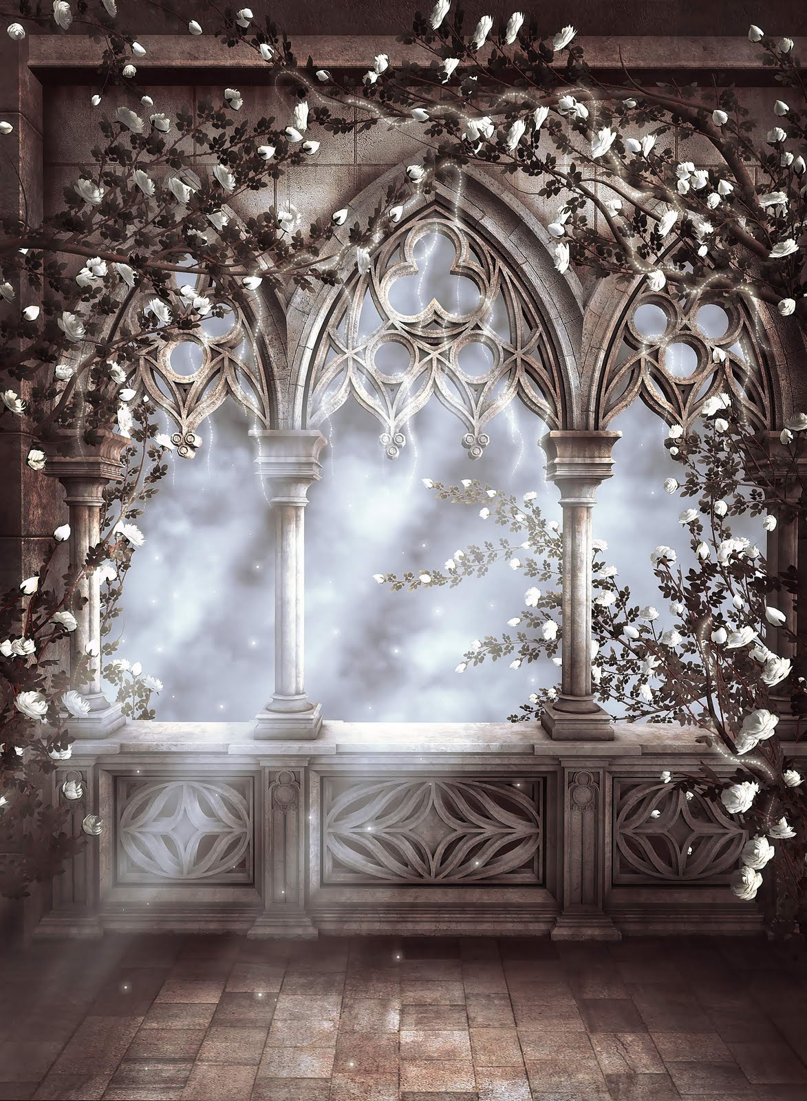 cinderella curtains 2