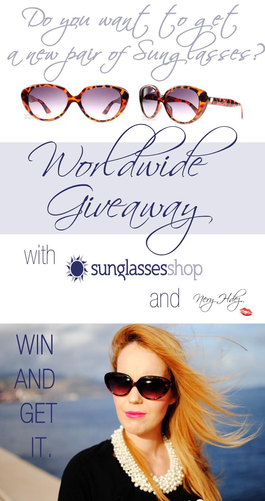 sorteo, sunglasses, giveaway, snb, tenerife, nery hdez