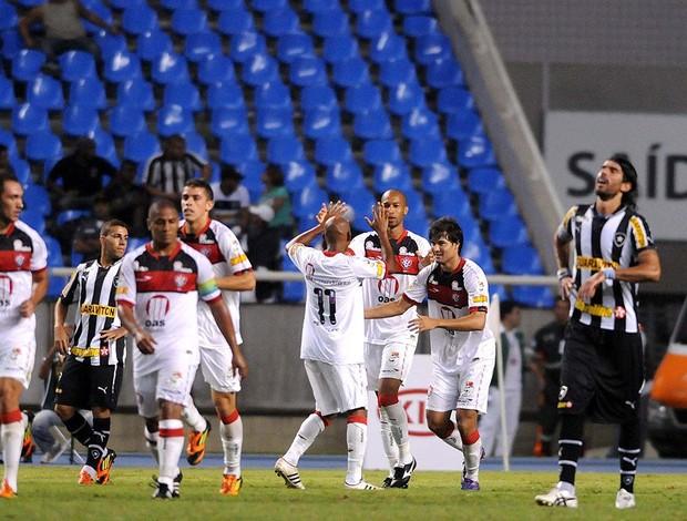 Pela Copa do Brasil BOTAFOGO 1 X 2 VITÓRIA