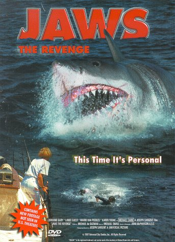 Jaws Iv The Revenge 1987 Dual Audio HDTV Rip 720p 700mb hollywood movie jaws IV the revenge hindi dubbed dual audio 720p hdtv rip free download or watch online at world4ufree.cc