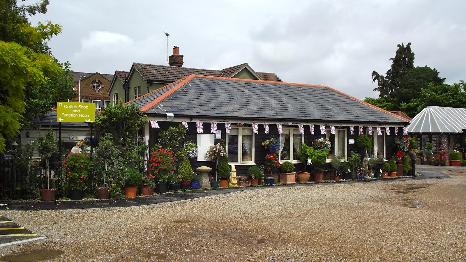 Secret Gardens Tea Room Chelmsford
