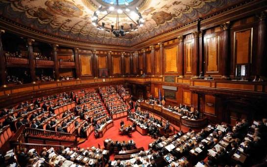 La nostra italia o sistema pol tico italiano aspectos gerais for Senato repubblica