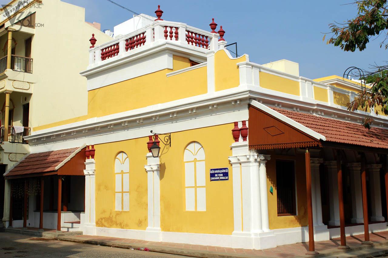 Pondicherry Heritage Walk Voyage 361