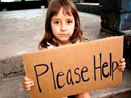 EEUU, pobreza infantil,