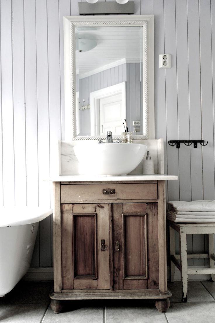 Vivre Shabby Chic: Un bagno da progettare.