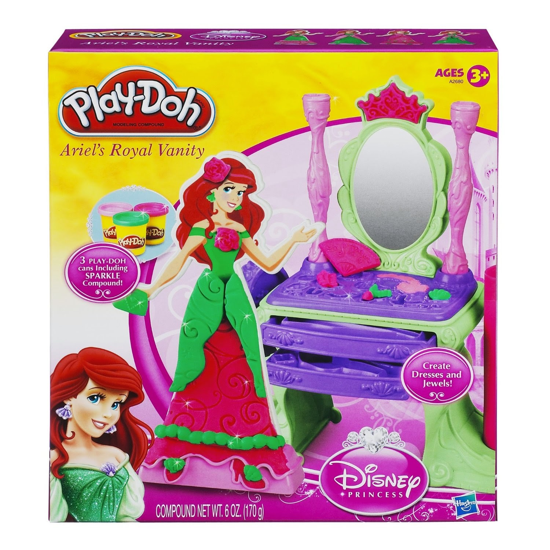 Disney Princess Ariel's Vanity Set