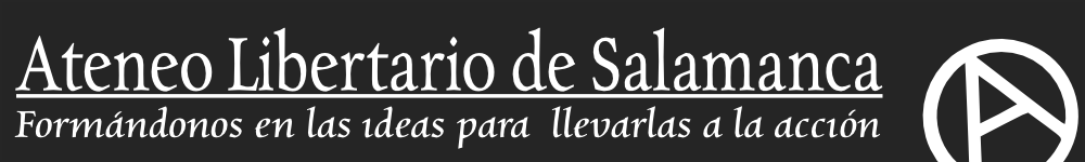 ATENEO LIBERTARIO SALAMANCA