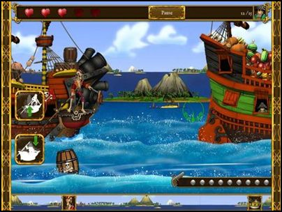 Pirates vs Corsairs: Davey Jone's Gold screenshots 2