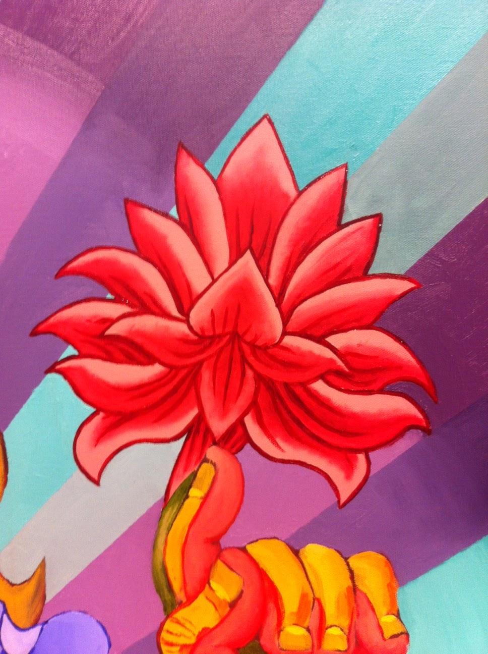 Crimson Lotus Flower Choice Image Flower Wallpaper Hd