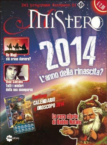 Numero 11 Mistero Magazine