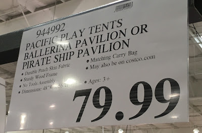 Deal for Pacific Play Tents at Costco