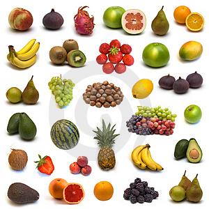 Comer 5 frutas y verduras al d a espacio a tu salud - Alimentos con muchas vitaminas ...