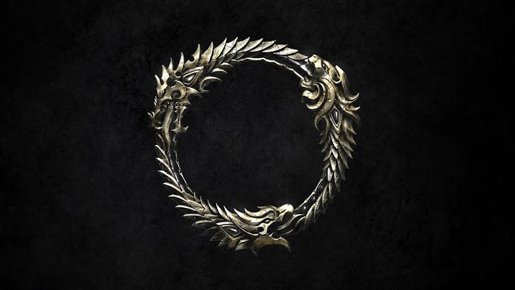 Elders Scroll Online Logo 19