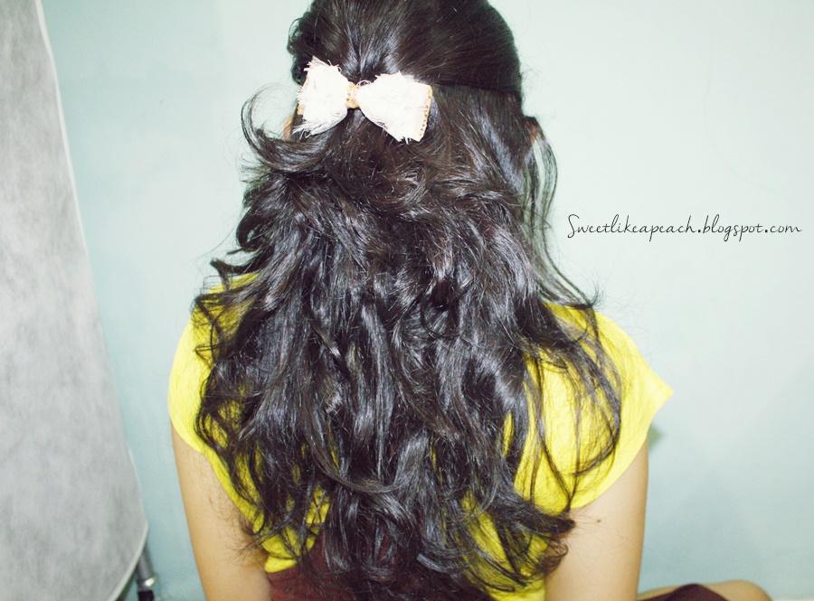 Original Mane n Tail Shampoo hair style