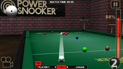 power snooker rules