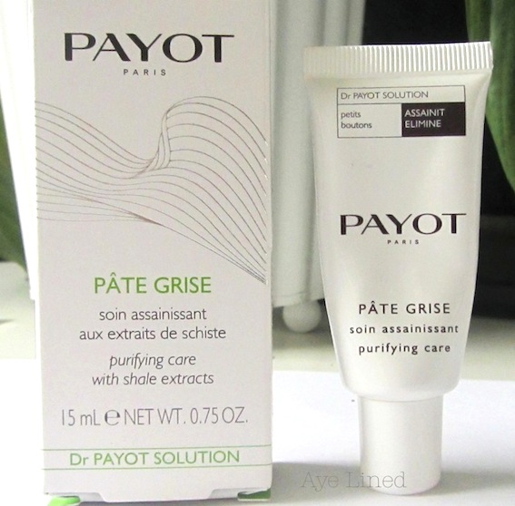 payot pate grise overnight spot treatment by a y e l i n e d on shesaidbeauty