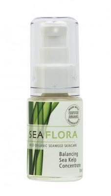 Sea Flora Сыворотка-концентрат для сухой и чувствительной кожи (Канада)