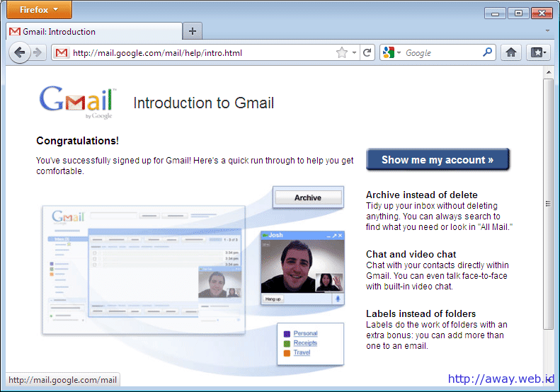 Tips How To Create A Gmail Account Sharedcomp Tutorial