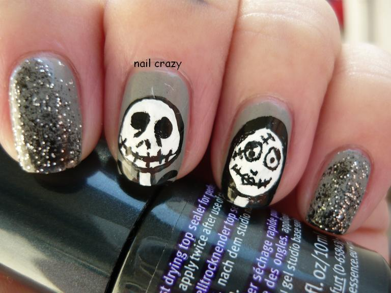 Nail crazy: Halloween is almost here!
