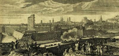 Batalla del Baluard de Santa Clara (Jacques Rigaud)