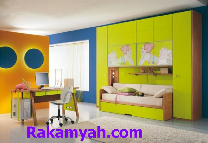 Children's bedroom decorating ideas