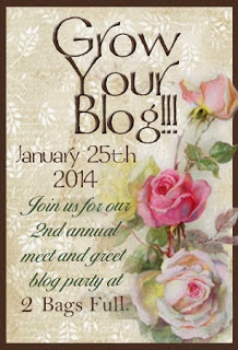 Grow Your Blog Party - 2014