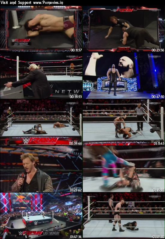 WWE Monday Night Raw 04 Jan 2016 HDTV 480p