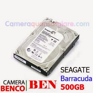 Ổ Cứng SEAGATE Barracuda 500GB