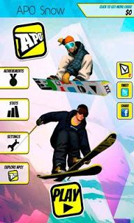 game apo snow apk