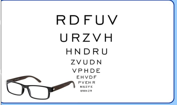 موقعين لفحص عينيك ومعرفة هل تحتاج إلى نظارات طبية أم لا