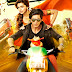 Shah Rukh  rides a bike on Chennai Express