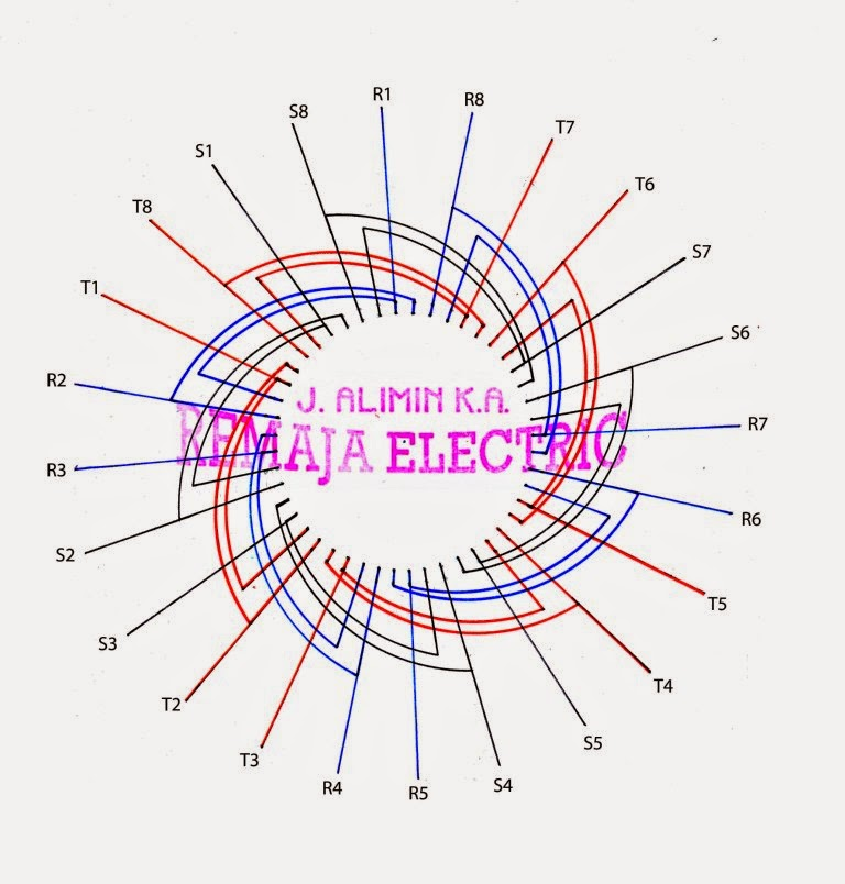 Marelli Generator 225 Kva Winding Diagram Electrical Winding