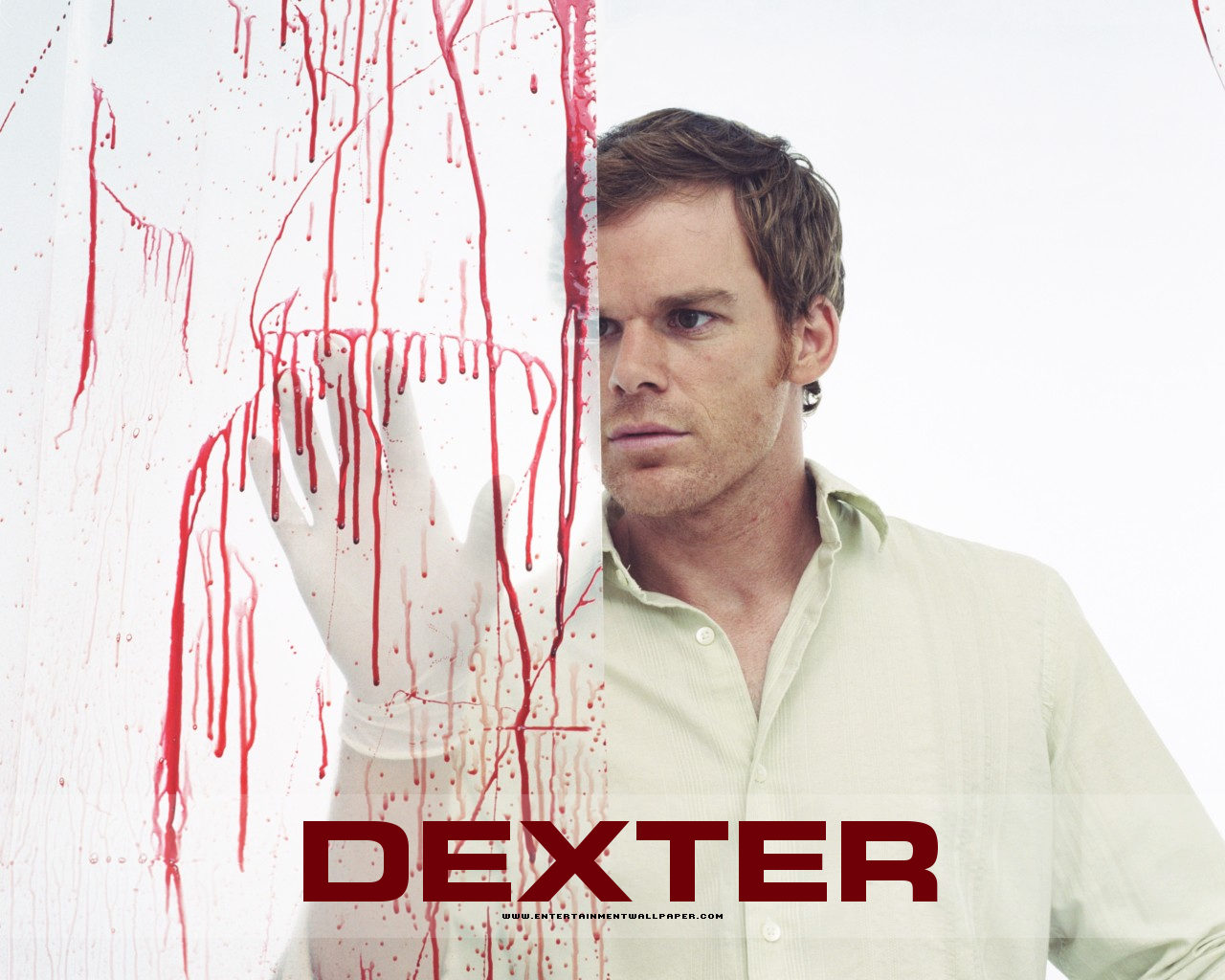 dexters killing habit in the crime based series dexter Dexter t-shirt gallery the dexter tv show is a showtime crime drama series based on the dexter books by jeff  filling the letters are drawings of dexter's.