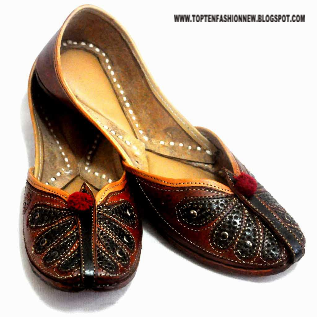 Beauty And Fashion Mex Sherwani Shoes