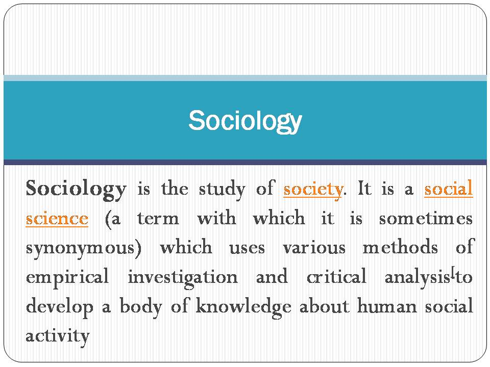 sociological great thinkers Modern social thought is largely the intellectual product of a number of great minds revisiting the central theories of marx, durkheim, weber lively encounter with sociology's major thinkers through a series of highly engaging encounters with the great contributors to our.